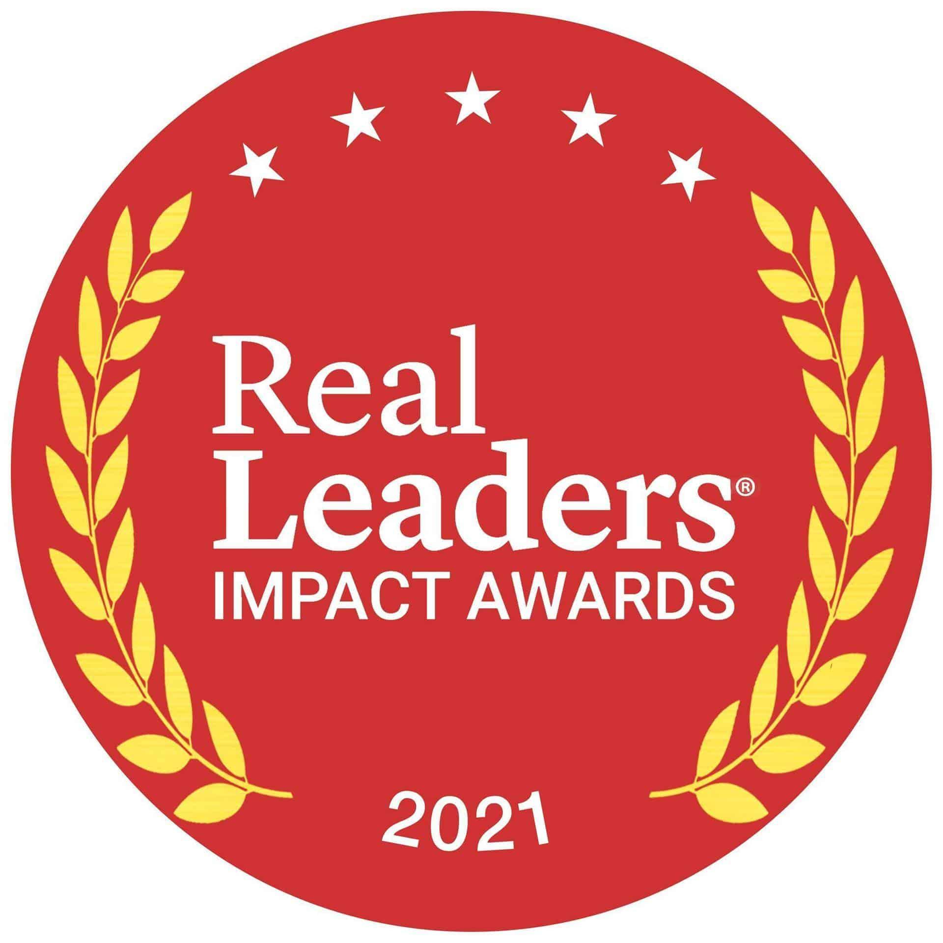 Real Leaders 2021 Impact Awards