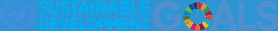 Banner - Sustainable Development Goals