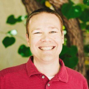 A portrait of CauseLabs team member, Mark Horlbeck.